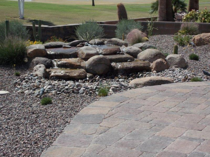 Water Features Lopez Landscaping